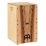 meinl artisan edition seguiriya line cajon - indian heartwood