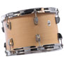 "sugar maple - ludwig neusonic 3 piece shell pack with 20"" bass drum"