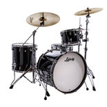 "ludwig neusonic 3 piece shell pack with 22"" bass drum"