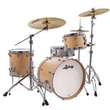 "Ludwig NeuSonic 3 Piece Shell Pack with 22"" Bass Drum Alternate Picture"