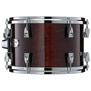 yamaha absolute maple hybrid 4 piece shell pack - classic walnut finish