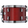 yamaha absolute maple hybrid 3pc shell pack red autumn - 12x8, 14x13, 18x14