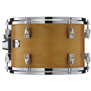 yamaha absolute maple hybrid 3pc shell pack vintage natural - 12x8, 14x13, 18x14