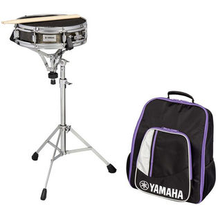 yamaha student snare kit with backpack case