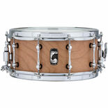 mapex black panther cherry bomb snare drum - 13x5.5