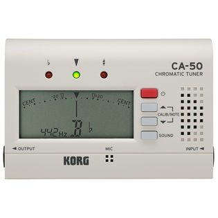 Korg CA50 Chromatic Tuner | Metronomes, Tuners, and