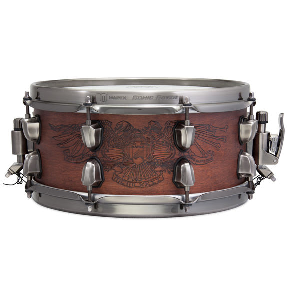 Mapex 12x5.5 Black Panther Warbird Snare Drum  24fc9bd18