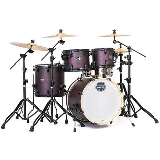 "mapex armory fusion 5 piece shell pack - 20"" bass drum"