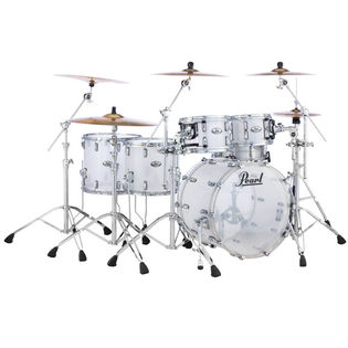 "pearl crystal beat 5 piece shell pack - 22"" bass drum"