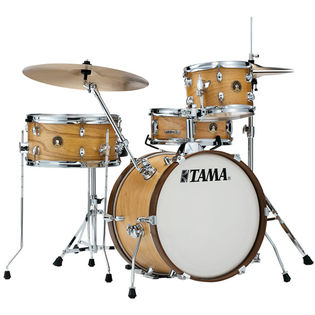 "tama club jam 4 piece lacquer finish shell pack - 18"" bass drum"