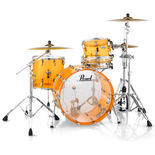 "pearl crystal beat 3 piece shell pack - 24"" bass drum"