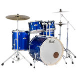 Pearl Export EXX Fusion 5 Piece Drum Set with Hardware and Cymbals - 22″ Bass Drum Alternate Picture