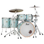 "pearl session studio select 4 piece shell pack with free floor tom - 22"" bass drum"