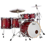 "Pearl Session Studio Select 4 Piece Shell Pack with FREE Floor Tom - 22"" Bass Drum Alternate Picture"