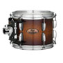 pearl session studio select 4pc shell pack 24x14, 13x9, 16x16, 18x16 - gloss barnwood brown