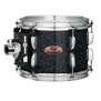 pearl session studio select 4pc shell pack 24x14, 13x9, 16x16, 18x16 - black halo glitter