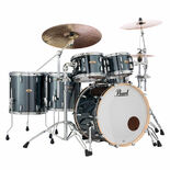 "Pearl Session Studio Select 3 Piece Shell Pack with FREE Floor Tom - 24"" Bass Drum Alternate Picture"