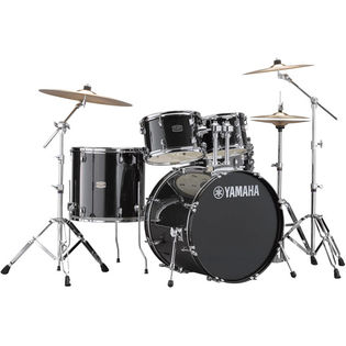 Yamaha Rydeen 5 Piece Drum Set With Hardware And Cymbals Drum Sets