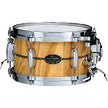 tama peter erskine stave ash snare drum - 10x6