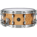 tama starphonic maple snare drum - 14x6