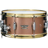 tama star reserve hammered copper snare drum (volume 4) - 14x6.5