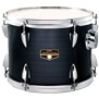 tama imperialstar 5pc complete kit w/ meinl hcs cymbals 18x14/10x8/12x9/14x12/13x5 - hairline black