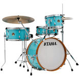 "Tama Club Jam 4 Piece Wrap Finish Shell Pack - 18"" Bass Drum Alternate Picture"