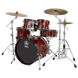 "yamaha live custom 4 piece shell pack - 20"" bass drum"