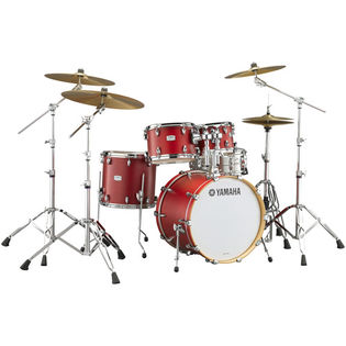 "yamaha tour custom 4 piece shell pack - 20"" bass drum"