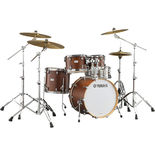 "yamaha tour custom 4 piece shell pack - 22"" bass drum"