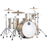 "mapex saturn v tour 3 piece shell pack - 24"" bass drum"