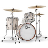 "Gretsch Renown 3 Piece Maple Shell Pack Premium Finish - 18"" Bass Drum Alternate Picture"