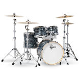 "gretsch renown 4 piece maple shell pack premium finish - 20"" bass drum"