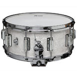 rogers classic dynasonic snare drum - 14x6.5