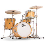 "grestch brooklyn series 4 piece shell pack - 18"" bass drum"