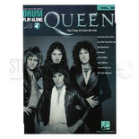 hal leonard drum play-along-queen vol. 29 (audio access included)