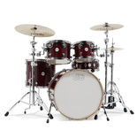 "dw design series 4 piece shell pack - 22"" bass drum"