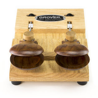 grover quick adjust castanet machine