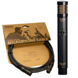 audix condenser microphone adx51 with free 25' planet waves mic cable