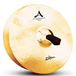 "zildjian 17"" classic orchestral selection medium cymbal pair"