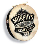 lp world beat bodhran with murphy's logo