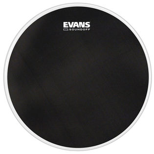 evans soundoff mesh drum heads