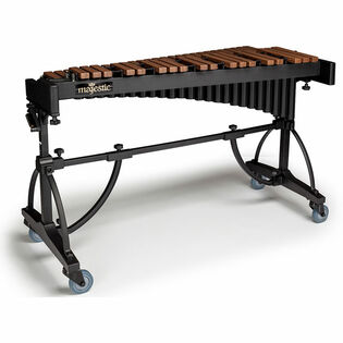majestic 3.5 octave synthetic xylophone