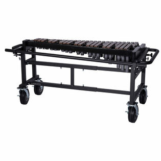 bergerault performance series 3.5 octave xylophone with field frame