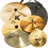 steve weiss best seller cymbal pack