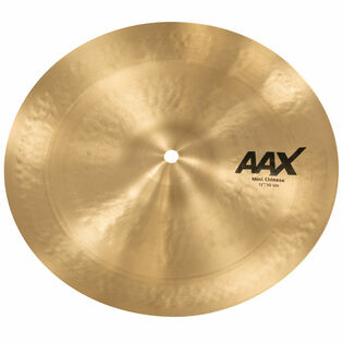"sabian 12"" aax mini china cymbal"
