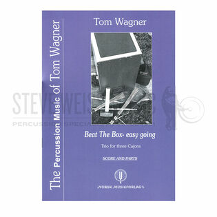 wagner-beat the box-easy going (sp)-3 cajons