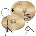 "meinl 18"" symphonic cymbal pack"