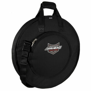 "ahead armor 24"" deluxe cymbal case"