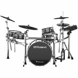 roland td-50kv v-drums electronic drum set (used demo)